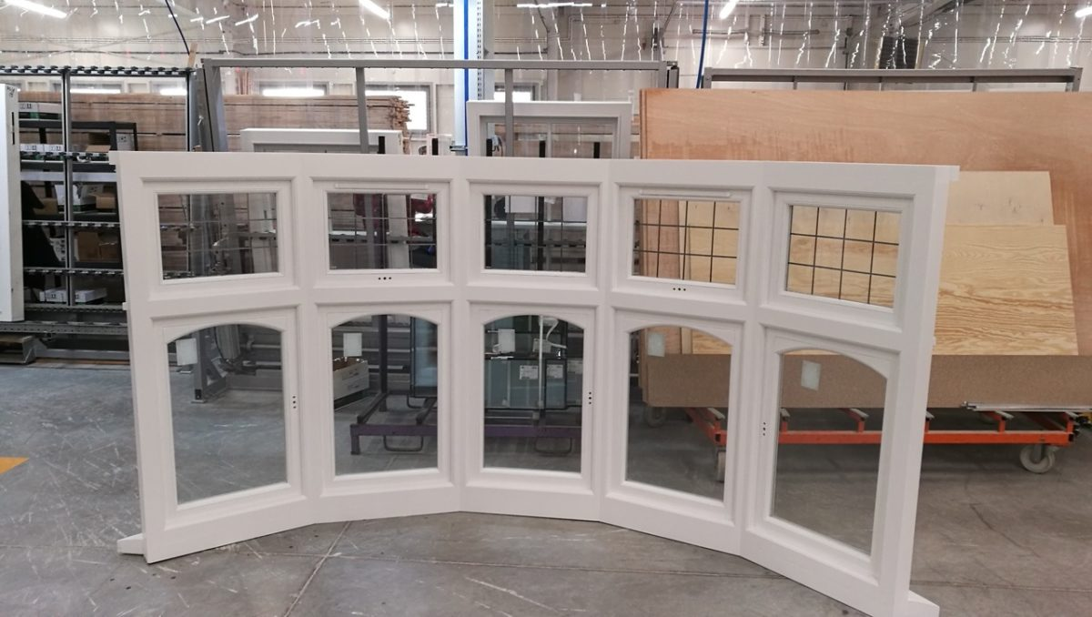Casement window 2
