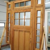 main doors timber